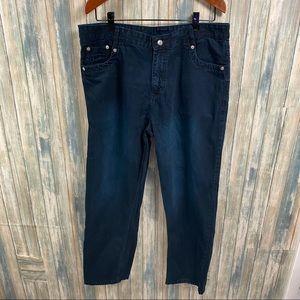 True Religion Men's Jeans sz 40X32 Straight Fit